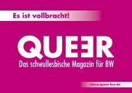 Download (pdf Version) - QUEER-BW.de