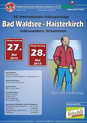 Bad Waldsee - Haisterkirch