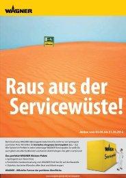 Aktion vom 03.09. bis 31.10.2012 - Farben Schultze