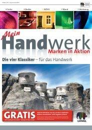 Marken in Aktion - Farben Schultze