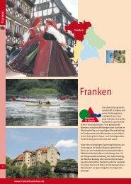 Franken Franken - Camping in Bayern