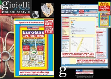 demo rivenditori - Eurogasauto - Egm.it