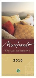 hotels/gasthöfe - Stadt Murrhardt