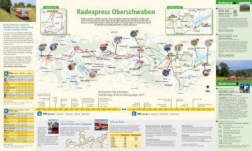 Radexpress Oberschwaben Verkehrstage ... - Ostrach