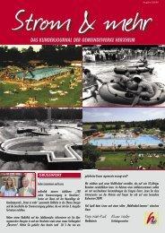 Ausgabe 3 - Gemeindewerke Herxheim