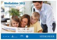 Mediadaten 2012 - Südkurier