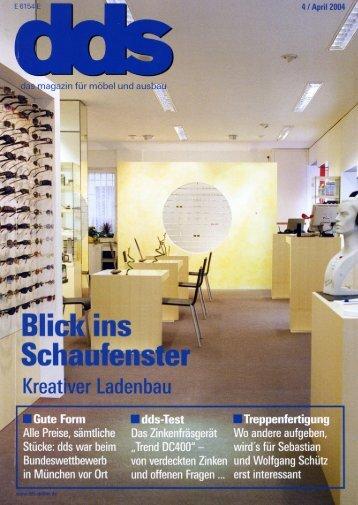 Bundesgerichtshof Karlsruhe - DDS Der deutsche Schreiner