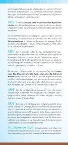 Geschichte des Spitals 1411 – 2007 - Spital Waldshut - Seite 6