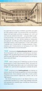 Geschichte des Spitals 1411 – 2007 - Spital Waldshut - Seite 7