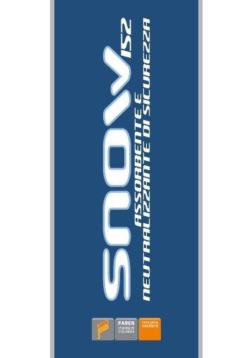polvere naturale - Faren Industrie Chimiche spa