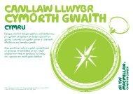 canllaw llwybr - Macmillan Cancer Support