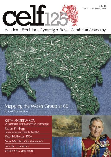 Mapping the Welsh Group at 60 - The Royal Cambrian Academy