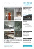Shower-Power made by KUHFUSS-Sanitär 450 - Gabler ... - Page 5