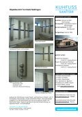 Shower-Power made by KUHFUSS-Sanitär 450 - Gabler ... - Page 6