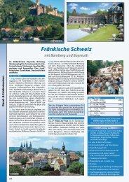 Seiffen - Silberstraße - Annaberg - Dresden - Karlsbad