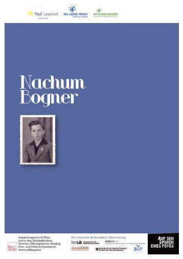 Nachum Bogner - Milli Segal