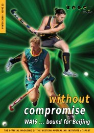 WAIS - Without Compromise 23