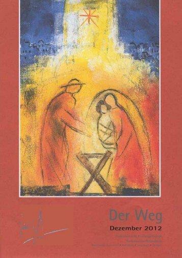 Der Weg - Protestantische Kirchengemeinde Herschweiler ...