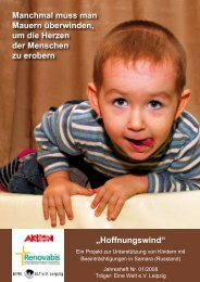 Download Projektbroschüre (PDF) - Hoffnungswind