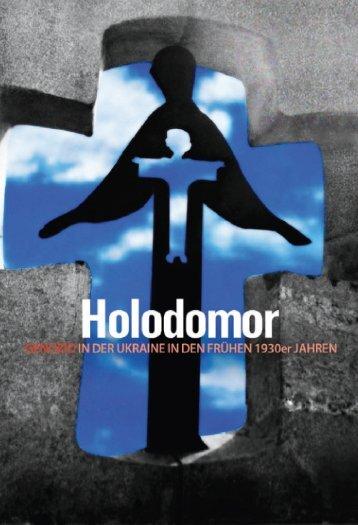 warum entspricht holodomor dem genozid