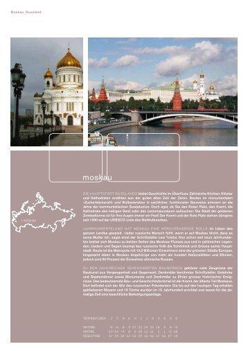Moskau - Liden&Denz - Sprachen.ch