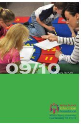 Annual Report - Spring Branch Independent School District
