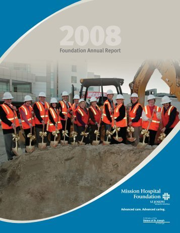 2008 Annual Report - Mission Hospital