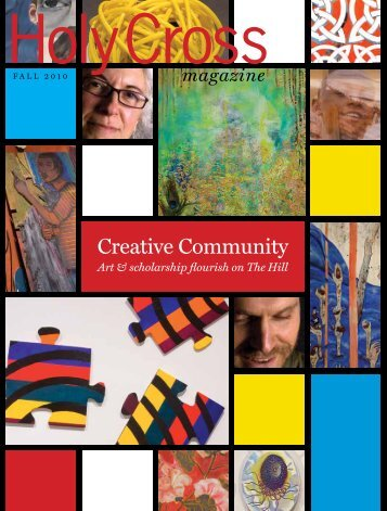 Creative Community - College of the Holy Cross