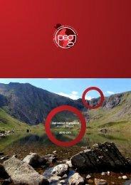 Adroddiad Blynyddol Annual Report 2010-2011 - w