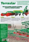 Seedbed combinations with exact depth guidance care for ... - Regent - Page 2