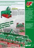 Seedbed combinations with exact depth guidance care for ... - Regent - Page 3
