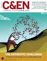 Chemical & Engineering News Digital Edition - Institute of Materia ...