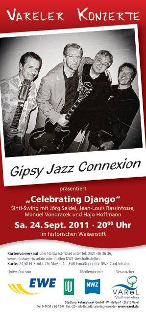Gipsy Jazz Connexion