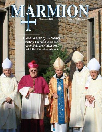 November Magazine.indd - Marmion Academy