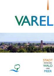Imagebroschüre - Stadt Varel