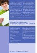 Flyer zu der Nutzung des MacBooks - ESO - Page 2