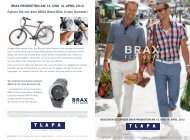 BRAX-PROMOTION AM 13. UND 14. APRIL 2012 - TLAPA
