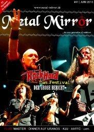 RockHard Festival, Master, Dinner Auf Uranos, Kju, An ... - Metal Mirror