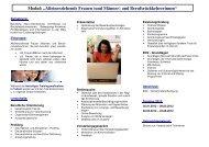 Flyer O+A Frauen Bergisch Gladbach 2012 - ESO
