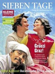 Sieben Tage 02 Juni.indd - Kultur Steiermark