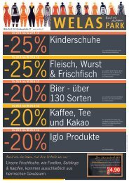 -25%Kinderschuhe -20%Bier - über -20%Kaffee, Tee ... - Pro Kaufland