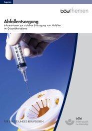 Abfallentsorgung - Informationen zur sicheren Entsorgung von ...