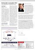 lesen - Dortmunder & Schwerter Stadtmagazine - Seite 2