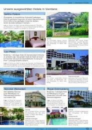 13 Unsere ausgewählten Hotels in Vientiane - Norbinh Reisen