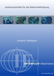 INTERFLUX® Electronics - Stepan