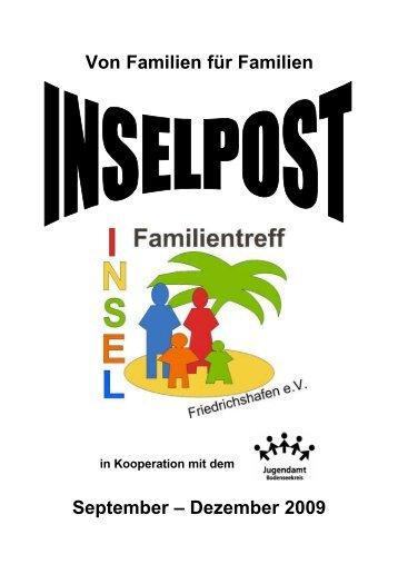 Inselpost 2009 Sept - Dez (PDF) - Familientreff INSEL ...
