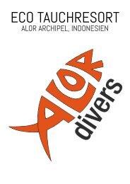 Download des PDF-Infopaketes - Alor-divers.com