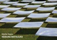 Weiße Nepix KEISUKE MATSUURA - das SEEWERK