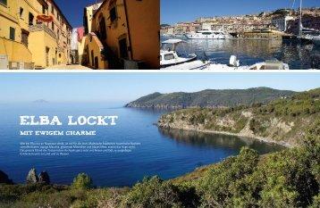 Elba lockt - Camping Valle Santa Maria