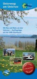 Unterwegs am Untersee - Tourismus Untersee e.V.